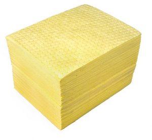 Tücher-gelb-hydrophil