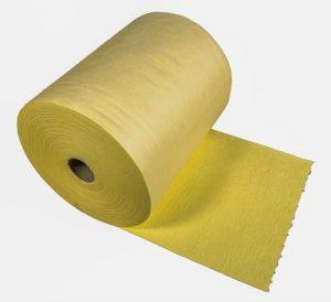 BuuM-Absorption-Rollen-gelb-hydrophil-wasseraufnehmend
