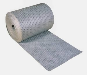 graue Absorptionsvliesstoff-Rolle